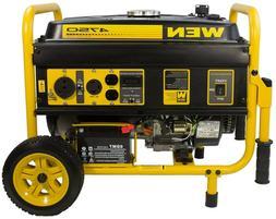 WEN 56475 4750 Watt 8 HP Generator