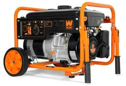 WEN 56500 5000-Watt RV-Ready 120V/240V Portable Generator wi