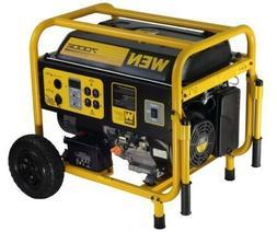 WEN 56682, 5500 Running Watts/7000 Starting Watts, Gas Power