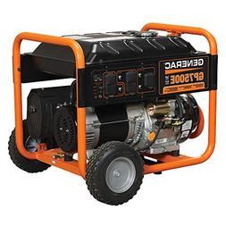 5978 GP7500E GP Series 7,500 Watt Portable Generator
