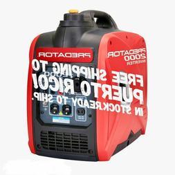 💡🔌  New Predator 2000 Watt Generator Inverter - FREE S