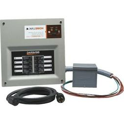 Generac 6853 Home Link Upgradeable 30 Amp Transfer Switch Ki