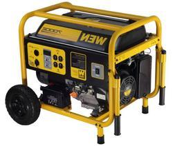 7,000 Watt Gasoline Portable with Wheel Kit