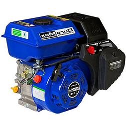 DuroMax 7 Hp, 3/4 in. Shaft Recoil Start Engine