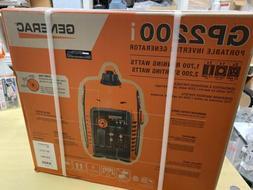 Generac 7117 GP2200i 2200 Watt Portable Inverter Generator P