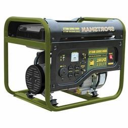 Sportsman 803266 4000W Dual-Fuel Portable Power Generator -