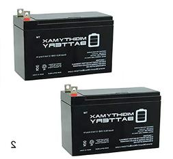 Mighty Max Battery 12V 9AH Battery Replacement for Generac X