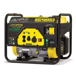 Champion Power Equipment 3500W / 4375W Dual Fuel Generator N