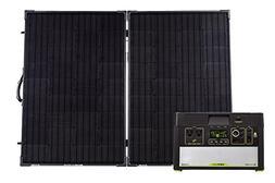 Goal Zero Yeti 1000 Lithium Solar Generator Kit with Boulder