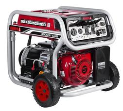 a ipower 12000 watt gasoline powered electric