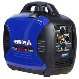 A-Ipower 2,000 Watts Portal Gasoline Inverter Generator Powe