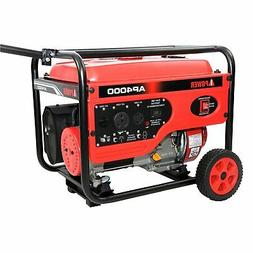 A-iPower 4,000 Watt Gasoline Gas Powered Portable Generator