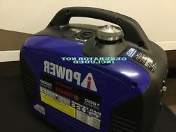 A-IPOWER SC2000i YAMAHA POWERED GAS INVERTER GENERATOR EXTEN