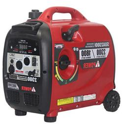 A-iPower SUA2300i Ultra-Quiet  2300 Watt Inverter Generator