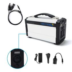 ACOPOWER S601 Portable Solar Sin Wave Generator for Camping