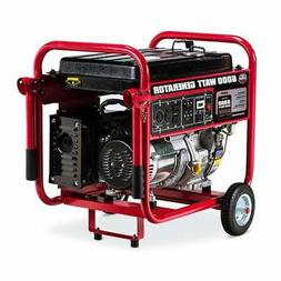 All Power America APGG6000, 6000 Watt Generator, 6000W Gas P