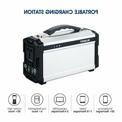 Suaoki Best Portable Generator 222Wh Power Sation Supply Rec