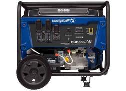 Brand New WGen6000 7,500/6,000-Watt Gas Powered Portable Gen