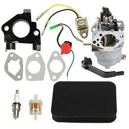 Carburetor with Air Fuel Filter Insulator Oil Sensor for Gen