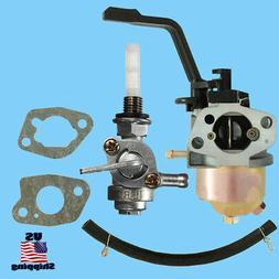 LIFAN Carburetor w/ Left Petcock Filter for ES4000 ES4000-CA