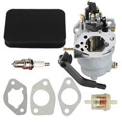 Buckbock Carburetor with Air Fuel Filter for Generac GP5000