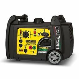 Champion 3400-Watt Dual Fuel RV Ready Portable Inverter Gene