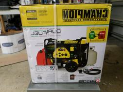 Champion 4750/3800 Dual Fuel Generator with Electric Start R