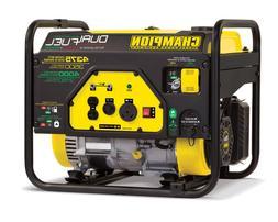Champion Power 3500W/4375W Dual Fuel Generator Portable Gene