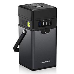 POWERADD ChargerCenterⅡ, Compact 370Wh/100000mAh Portable
