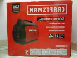 Craftsman CMXGIAC3000 Gas Inverter Generator 2300 Running Wa