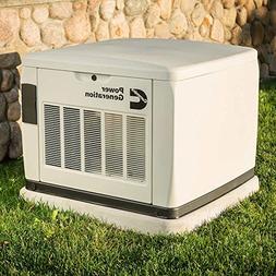 Cummins 20KW Home Standby Generator 200 Amp Automatic Transf