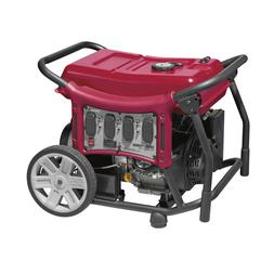 Powermate CX8000E - 8000 Watt Portable Generator, Electric S