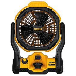 "Brand New 11"" Dewalt Dce511b Cordless Corded Jobsite Fan 20v"