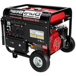 DuroStar DS10000E 8000W/10000W Gas 18 HP Electric Start Gene