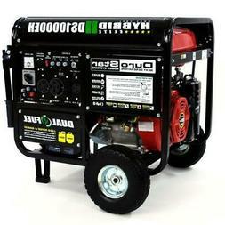 DuroStar DS10000EH 8000W/10000W Dual Fuel 18 HP Generator Ne