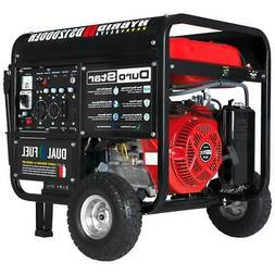 DuroStar DS12000EH 12,000-Watt 18-Hp Portable Hybrid Gas Pro