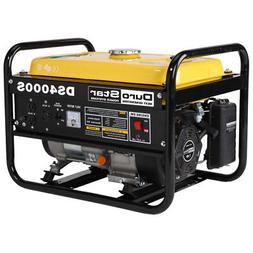 Durostar Ds4000s Gas Ed 4000 Watt Portable Generator