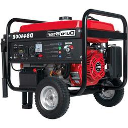 DuroStar DS4400E 4400 W 7-Hp Air Cooled OHV Gas Generator w/