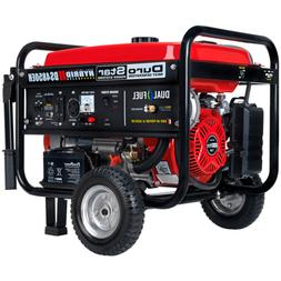 DuroStar DS4850EH 4,850-Watt Dual Fuel Electric Start Portab