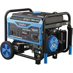 Pulsar 10000W Dual Fuel Gas/Propane Generator w/ Electric St