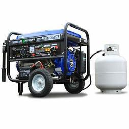 DuroMax Dual Fuel 4,400-watt Hybrid Electric Start Propane/