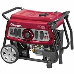 Powermate DUAL FUEL Portable Generator 6958 New