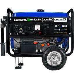 Duromax Portable Generator 5500/4500W Dual Fuel Gasoline/Pro