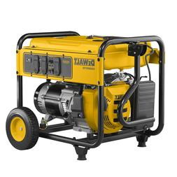 dxgnr5700 5700 watt portable generator 7125 surge