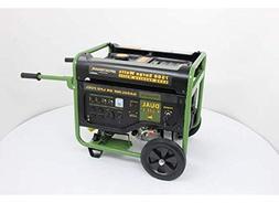 EAMR-BTGEN7500DF * Buffalo Tools 7,500-Watt Generator - 6,00