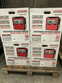 Honda EB2800i 2,800W 20 Amp Inverter Generator 661072 Brand