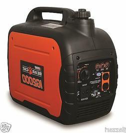 Echo Bear Cat IG2000 79 cc Gasoline Inverter Generator, 2000