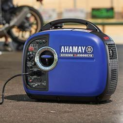 Yamaha EF2000isV2 2000 Watt Portable Inverter Generator EF20