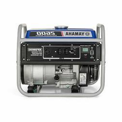 Yamaha EF2600 Gas Powered Portable 2600 Watt Brushless Inver