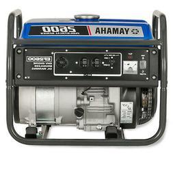 Yamaha EF2600, 2300 Running Watts/2600 Starting Watts, Gas P